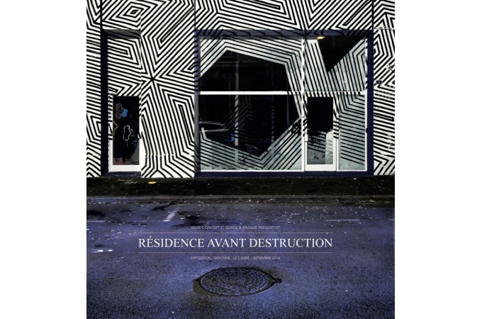 RESIDENCE AVANT DESTRUCTION - LIVRE